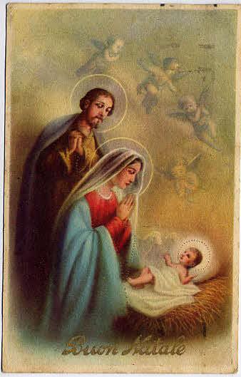 Immagini Natalizie Religiose.Cartoline Natale Religiose Disegni Di Natale 2019